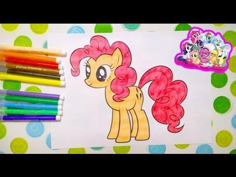 My Little Pony супер розмальовки для дітей /супер ...