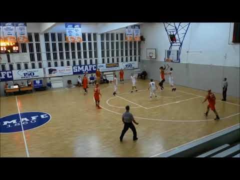 "2018 Highlights - Darion Rackley - 6'3""/191cm - Combo Guard - Hungary"