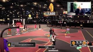 NBA 2K15 CROSSOVER CHEESEEE !!!