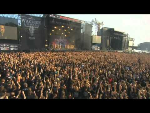 Frei.Wild - Weil Du Mich Nur Verarscht Hast Live @Wacken Open Air 2011 [1080p]