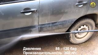 Мийка високого тиску Интерскол АМ 120/1500