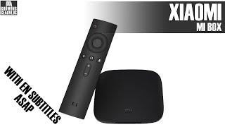 Smart tv box - Xiaomi Mi Box - Recenze (CZ)