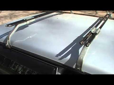 Багажник на крышу ВАЗ 2115 или то, как я перевожу груз на крыше автомобиля