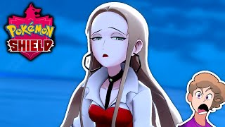 CHAIRMAN'S SECRET PLAN!! - Pokemon Sword and Shield Gameplay Walkthrough Part 15 - OLEANA BATTLE!!
