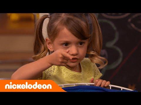 Грозная семейка | Ссора понарошку! | Nickelodeon Россия