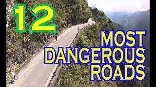 12 Most Dangerous Roads in the World