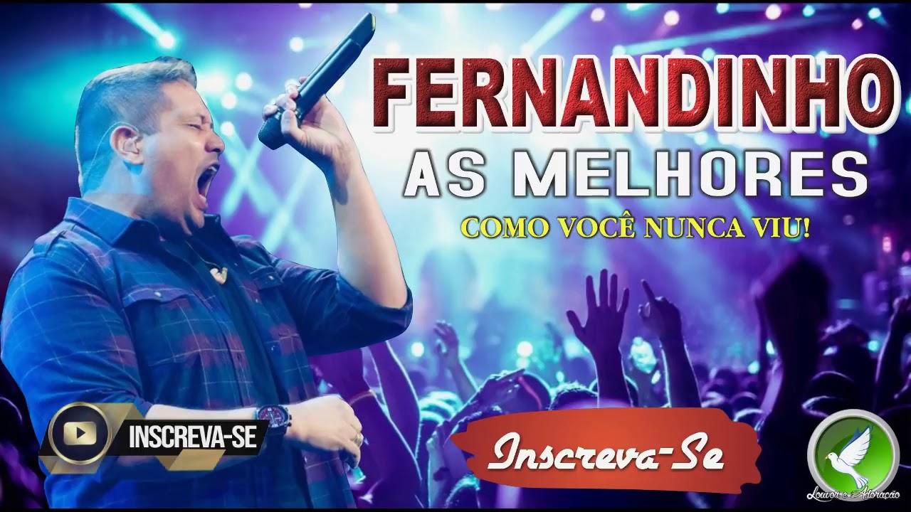 Fernandinho - as melhores músicas mais tocadas 2020 | Músicas Gospel General