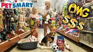 BUYING Our DOG EVERYTHING She Touches!!!