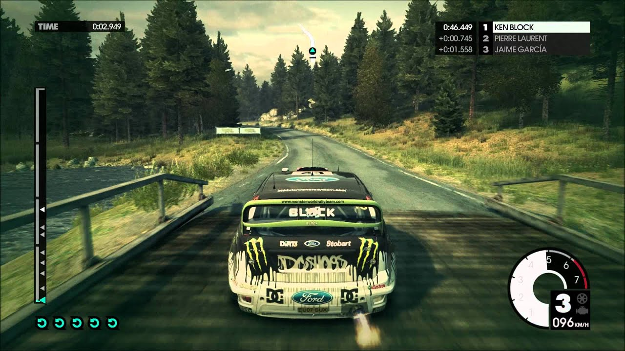 Dirt 3 PC Game - Free Download Full Version