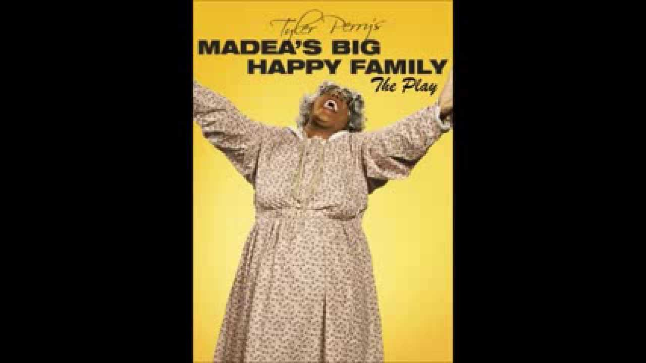Madeas big happy family soundtrack