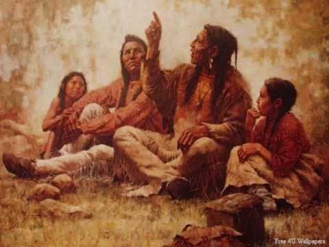 Amerindianu -  Diana Di L'Alba