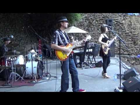 MT Tabor concert in the Park 2015 - Lisa Mann & Her Really Good Band