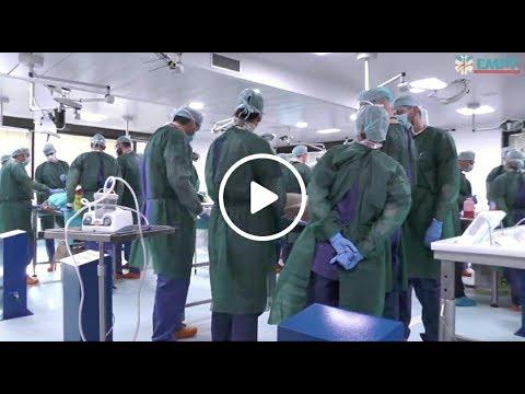 Corso Procedure Anatomiche Di Emergenza Sanitaria - Cadaver Lab [Official Video]