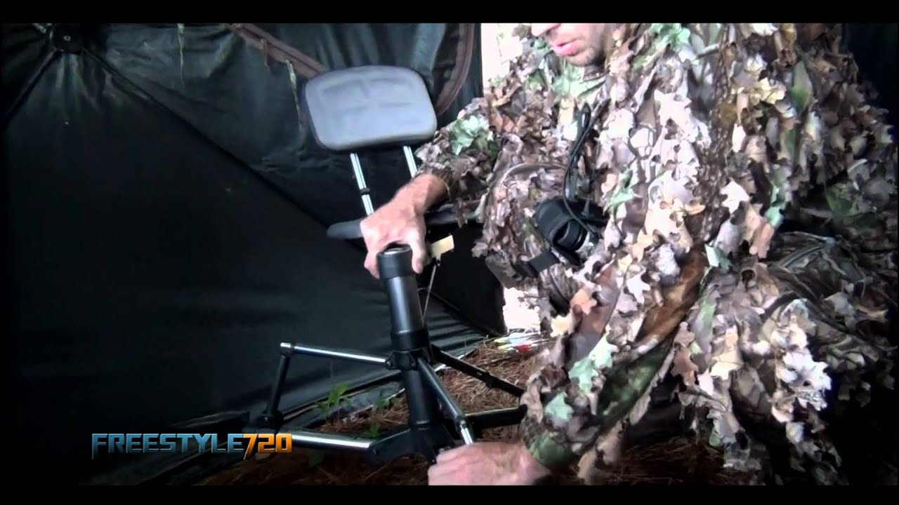 Hunting Colablanca TV S4 Gear Freestyle 720 Chair