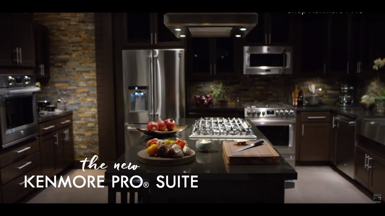 Uncategorized Pro Kitchen Appliances cook like a pro with the new kenmore appliances youtube appliances