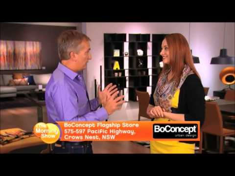 BoConcept Sydney TV - The Morning Show Channel 7 Australia HD Video (01-01-2013)