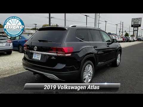 New 2019 Volkswagen Atlas 3.6L V6 SE w/Technology, Cape May Court House, NJ V19053