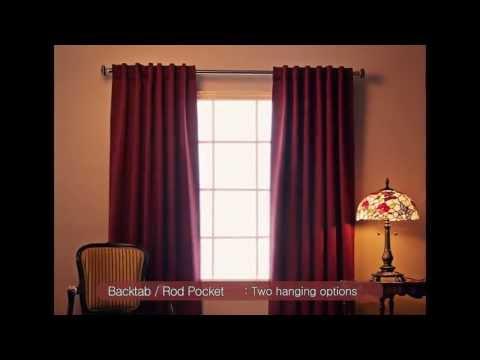 Best Home Fashion - Blackout Curtains