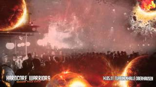 Hardcore Warriors - Bigger than Ever - 14.05.2011 - Turbinenhalle Oberhausen