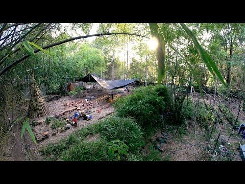 The Bamboo Yurt