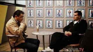 Συνέντευξη με τον Χρήστο Αλμασίδη