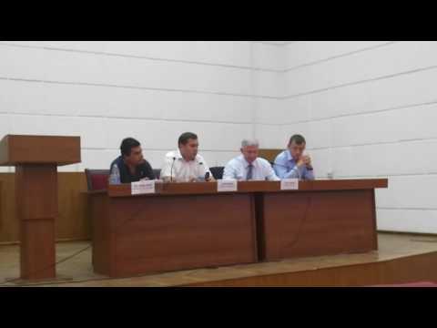 Встреча дольщиков жк. Рич Хаус (г. Краснодар ул. Ярославская 113)  с Евлановым .