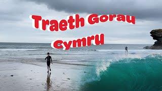 Traeth Gorau Cymru | Llangrannog