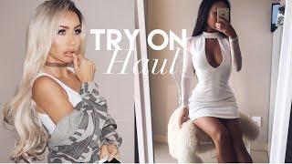 Fall Fashion Try On Haul | Missguided, Fashion Nova