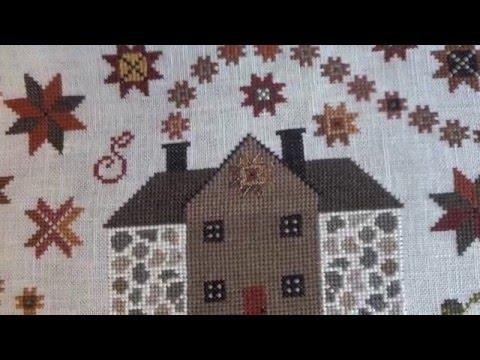 Завершение примитива, Рождественский сапожок(продвижение)и покупочки для новых проектов