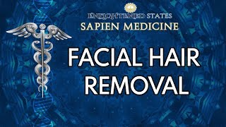 Repeat youtube video Facial Hair Removal Frequency : Get Rid Of Face , Neck , Upper Lip Hair (Hair Removal Series)