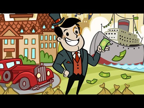 Zebra Plays AdVenture Capitalist! (Livestream)