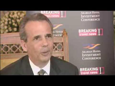 Eric Danziger, President & CEO, Wyndham Hotel Group @ AHIC 2009