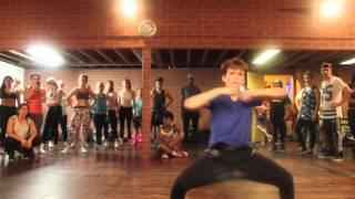 Lil Jon Bend Ova Choreography By Brooklyn Jai