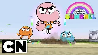 The Amazing World of Gumball   The Console (Clip 2)