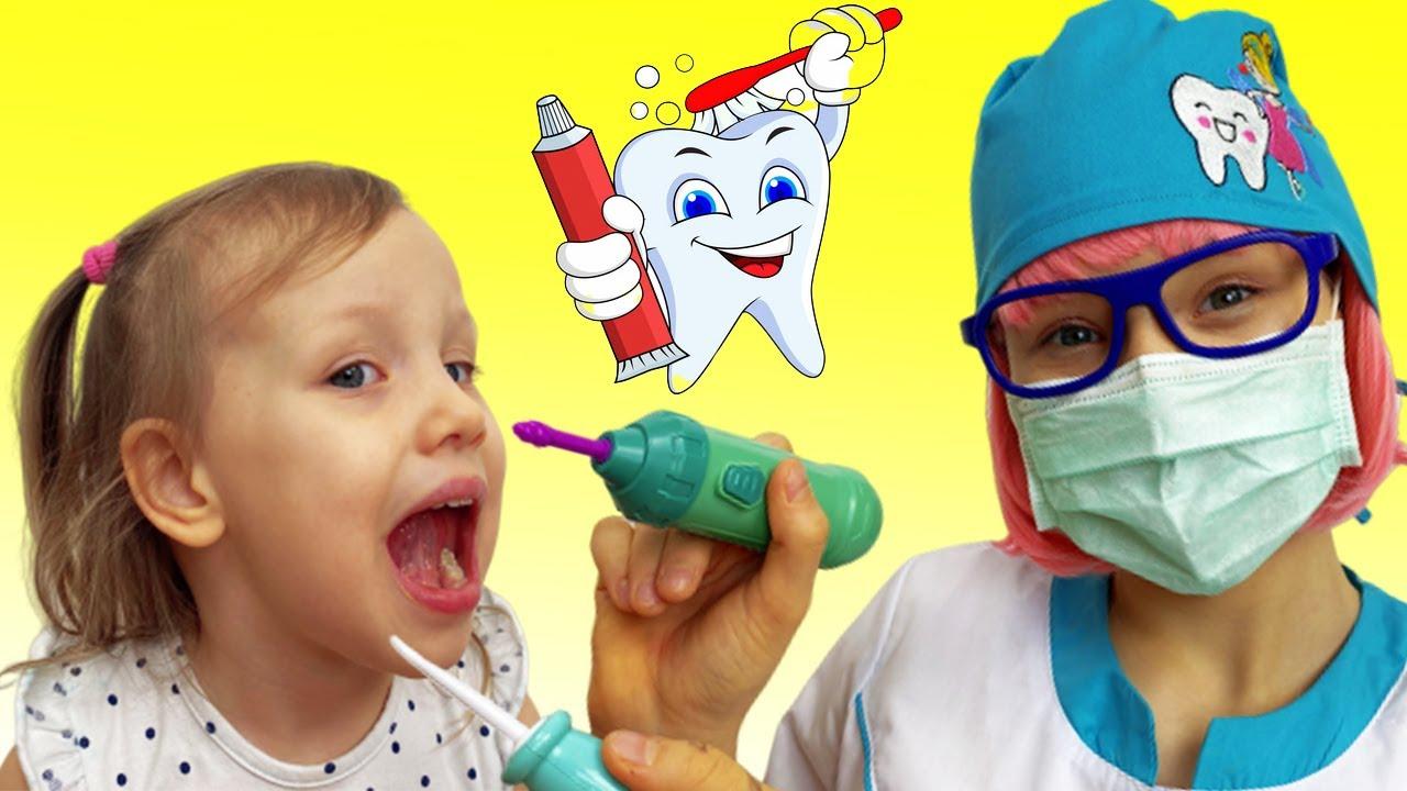 Dentist Song Different Version | Canciones Infantiles con Alex and Nastya