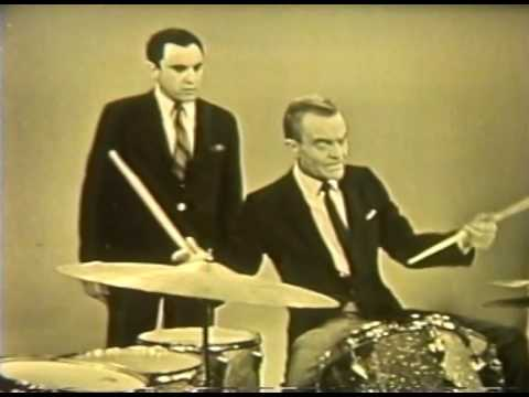Spike Jones Drum Bit with Bill Dana