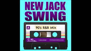80s & 90s New Jack Swing Mix DJ Suss 2 Vol  7