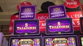 Journal Télévisé du Casino 2000 réalisé par Mirabelle TV - Décembre 2016