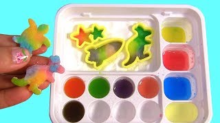 Popin Cookin DIY candy kit gummy candy animals