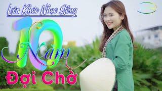 Gambar cover LK Nhạc Sống Mười Năm Đợi Chờ - Tuyệt Đỉnh Cha Cha Cha MC Thanh Ngân Tháng 6/2020 Vạn Người Mê