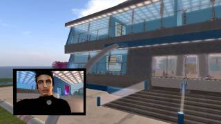 Loyola Marymount University in Second Life