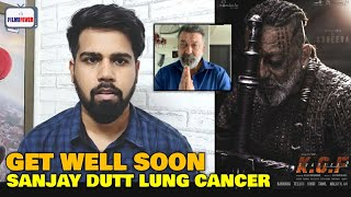 Sanjay Dutt Suffering From Lung Cancer | CONFIRMED | Admin Ravi Gupta | KGF2 Villain Adheera