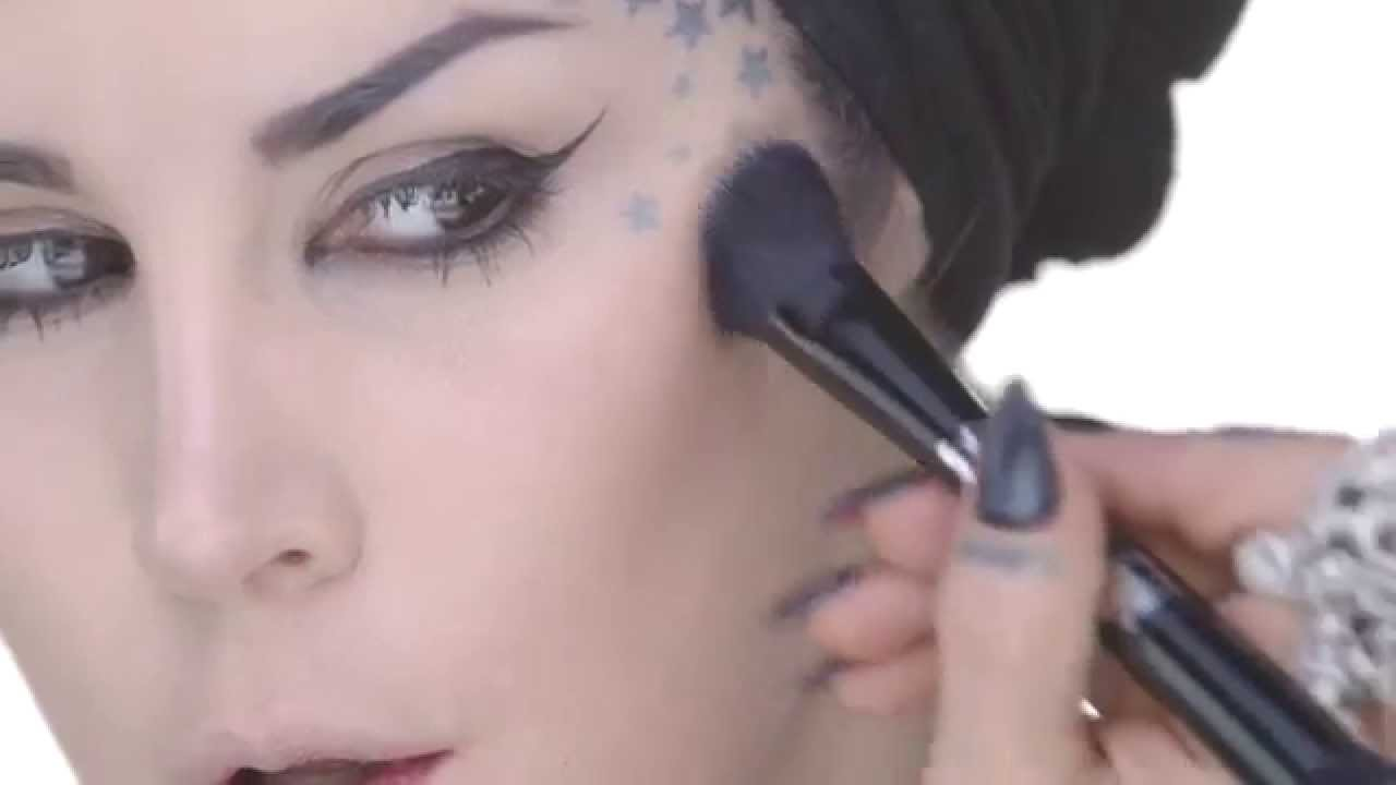 Kat Von D Introduces The Shade Light Contour Palette Sephora Youtube