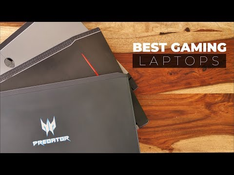 Which Gaming Laptop Should You Buy in 2018?