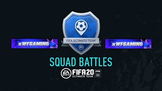 SQUAD BATTLES GAMES!! #2 - MORE POINTS FOR ELITE 1 (FIFA 20) (LIVE STREAM)