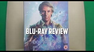 Doctor Who - The Collection: Season 19 Limited Edition Blu-ray Review