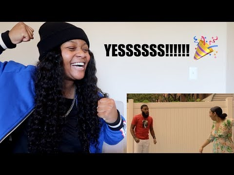 THE OFFICIAL GENDER REVEAL OF QUEEN AND CLARENCE (REACTION)