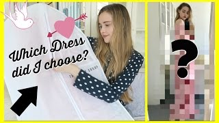 Vlog! My Dress For The Wedding & half a day with Sharla! Please SUB...