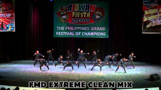 FMD EXTREME ALIWAN FIESTA 2014 CLEAN MIX