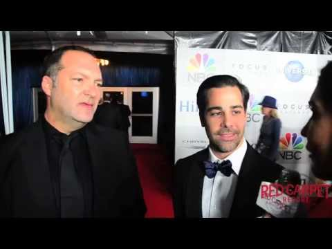 Gary Pearl & Jorge Granier at the NBC/Universal 72nd Annual Golden Globes After Party #GoldenGlobes